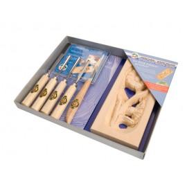 Jeu de 7 outils de sculpture ref. 3436 SB