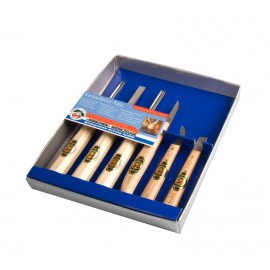 Chip Carving Set 6 pcs.