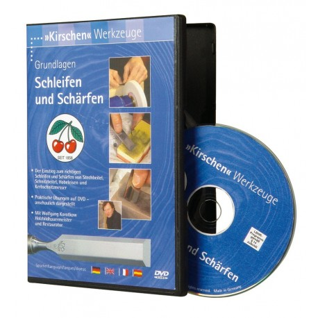 DVD de Afilado ref. 3657