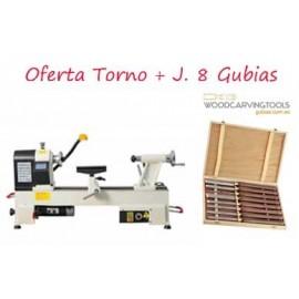 Oferta Torno 1218 VDA + J. Gubias 1003