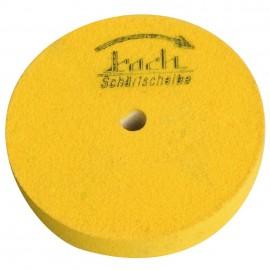 Disco de desbaste para cortes curvados