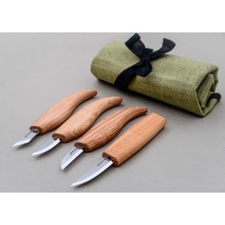Juego de cuchillos básicos de 4 cuchillos