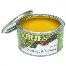Aceite - Cera de pulido Kirges